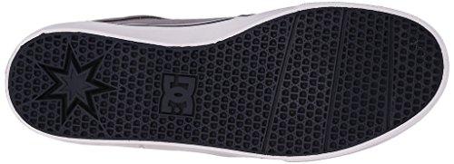 DC Men's Mikey Taylor Vulc TX Shoe, Grey/Black, 10 M US