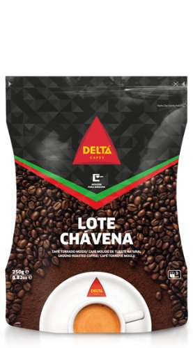 Delta Roasted Ground Coffee for Bag French Press 250g