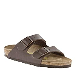 Birkenstock Unisex Arizona Sandal,Brown,37 M EU