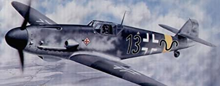Trumpeter 1:24 - Messerschmitt Bf109 G-2