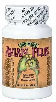 AVIAN PLUS BIRD VITAMINS 8OZ