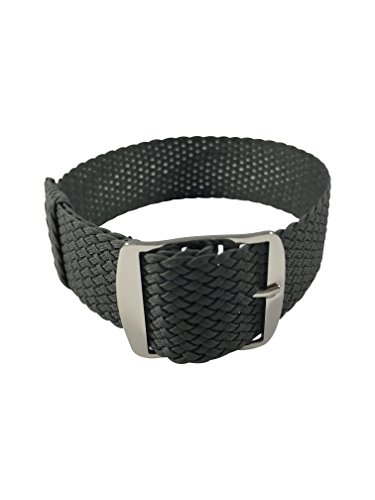 PERLON STRAPS 20 mm 16 COLOURS (Rolex Omega Orologi Omega Watch)