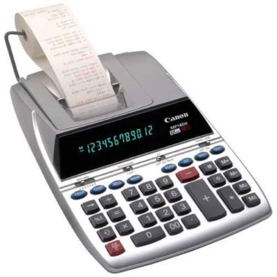 Canon MP18D II Printing Calculator (Commercial Adding Machine compare prices)