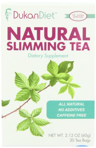 Dukan Diet Natural Slimming Tea, 30 Count