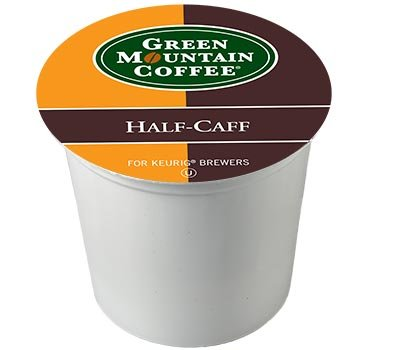 Green Mountain Coffee Half-Caff for Keurig Brewers