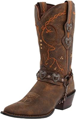 Buy Durango Ladies Crush Cowgirl Boot by Durango