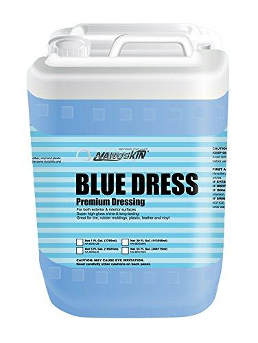 Nanoskin (NA-BDS640) Blue Dress Premium Dressing - 5 Gallon (Armorall Premium compare prices)