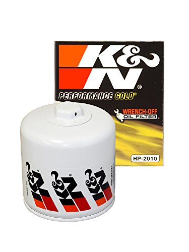 K&N HP-2010 Performance Wrench-Off Oil Filter (Dodge Challenger Oil compare prices)