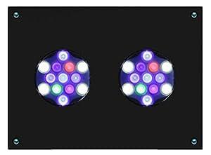 AquaIllumination 26-LED AI Hydra Light System, Black