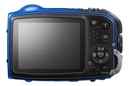 Fujifilm XP70 16 MP Digital Camera with 2.7-Inch LCD (Blue) Reviews