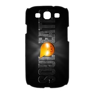 Soul Eater Logo Hard Nice Case for Samsung Galaxy S3 I9300/I9308/I939 (3D),Best Protector Bumper