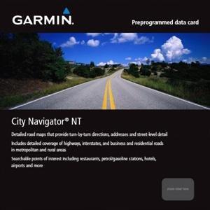 Garmin City Navigator 2012 Turkey Map microSD Card