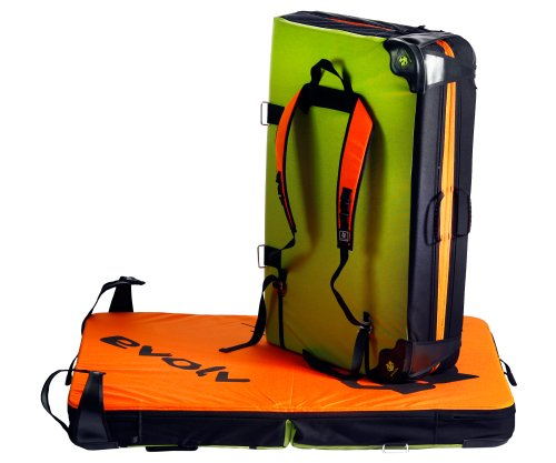 Evolv Iceman Crash Pad (Fire)