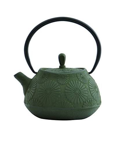 BergHOFF Cast Iron Teapot, Green