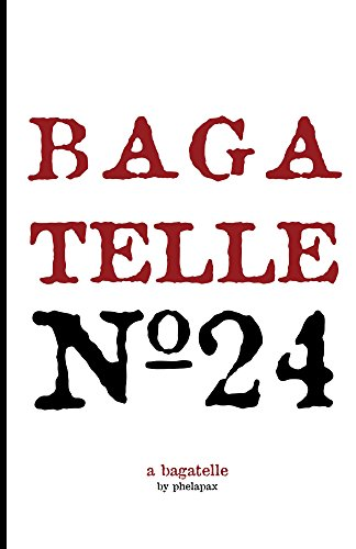 Bagatelle Number 24 (Bagatelles) PDF