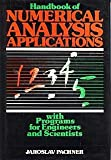 img - for Handbook of Numerical Analysis Application: Programmes for Engineers and Scientists book / textbook / text book