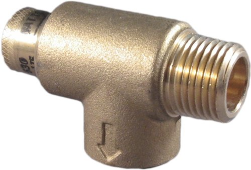 "Watts 530C 1/2"" Adjustable Relief Valve"