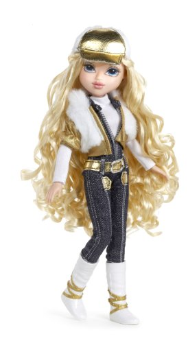 Moxie Girlz Magic Snow Doll- Avery
