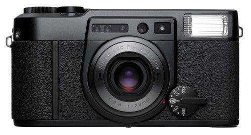 FUJIFILM 35mmコンパクトカメラ KLASSE W ブラック (クラッセ W)