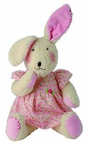 "Kathe Kruse 14"" Baby Plush Toy, Bunny Girl"