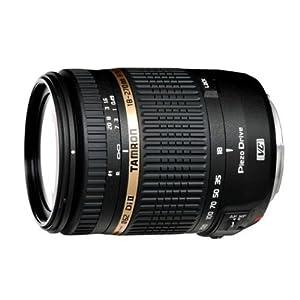 Tamron AF 18-270mm f/3.5-6.3 VC PZD All-In-One Zoom Lens for Nikon DSLR