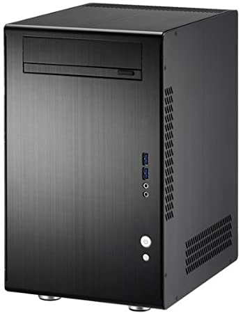 """Lian Li PC-Q11B Boîtier PC-Q11 Mini-ITX 2,5""""/5,25"""" USB 3.0 Noir"""