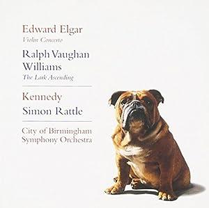 Elgar : Concerto pour violon - Vaughan Williams : The Lark Ascending
