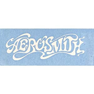 Aerosmith - Logo Cut Out Decal
