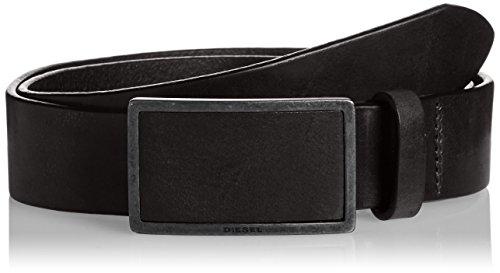 (ディーゼル) DIESEL メンズ ベルト BUREL BELT 00SJW80CAKL 0CAKL900A ブラック系その他 95cm