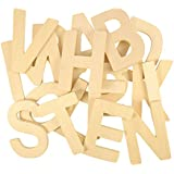 Bigjigs Toys Uppercase ABC Drawing Templates
