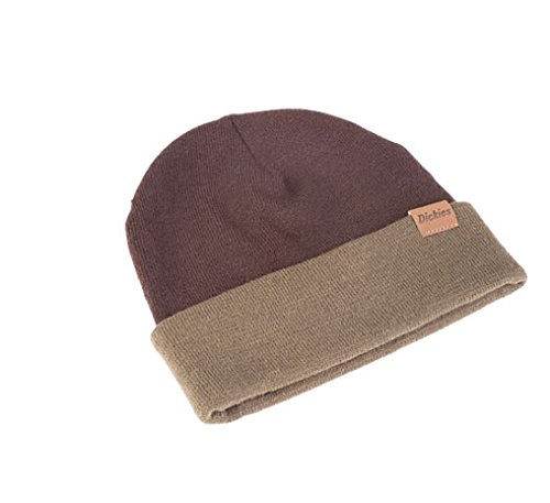 Dickies cappello ROTTERDAM BEANIE dark brown