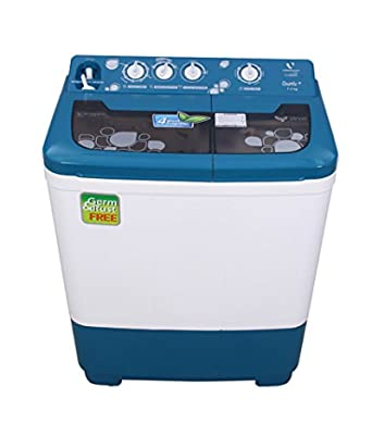 Videocon VS73J22 Quanta+ Semi-automatic Top-loading Washing Machine (7.3 Kg, Breeze Blue)