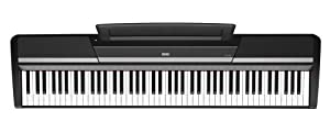 Korg SP170 88 Key Digital Piano, Black