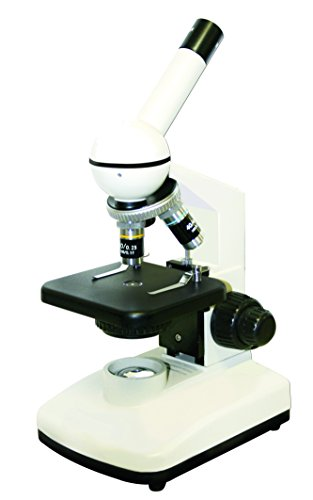 Walter Products 40-Cxm-Rc Monocular Microscope, 40 Series, Rechargeable Led Illumination