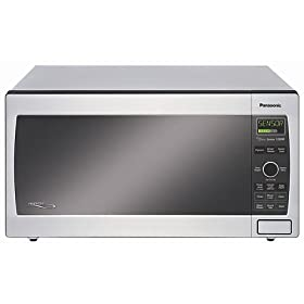 NN-SD767S Full Size Microwave Oven