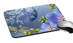 meSleep Butterfly Mouse Pad