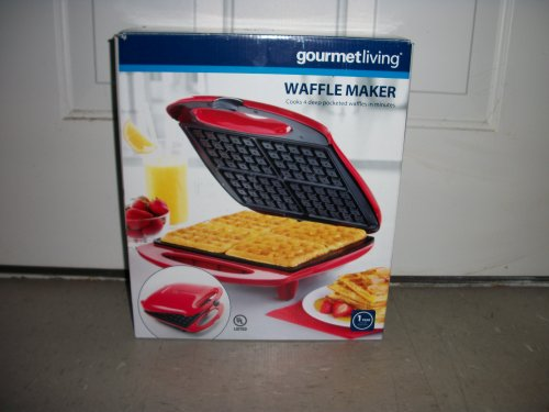Gourmetliving Waffle Maker (Waffle Maker Non Electric compare prices)