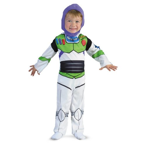 Buzz Lightyear Toddler Costume - Classic Style
