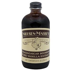 Nielsen-Massey Vanillas 8-oz. Madagascar Bourbon Vanilla Extract