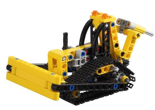 Lego technic 9391 jeu de construction la grue sur chenille jouets pou - Jeux de grue de construction gratuit ...