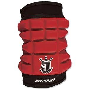 Brine LoPro Superlight Defense Lacrosse Arm Pad by Brine