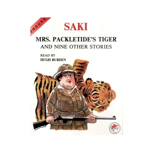 Mrs Packletide's Tiger and Inine Other Stories (Audiobook
