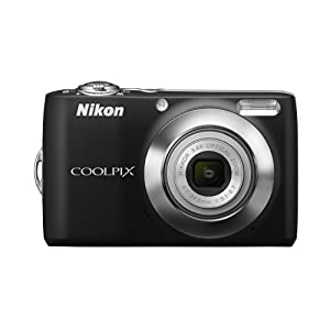 Nikon Coolpix L22 12.1MP Digital Camera with 3.6x Optical Zoom and 3.0-Inch LCD