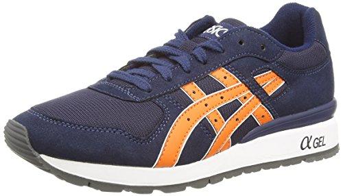 Asics Gt-ii, Unisex-Erwachsene Sneakers, Blau (navy/orange 5009), 47 EU thumbnail