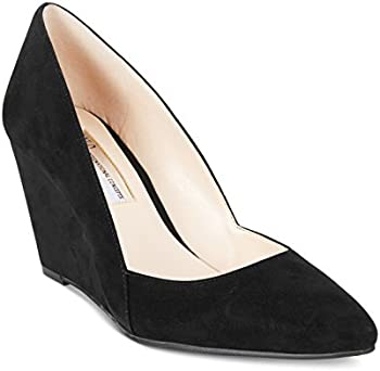 INC International Concepts Zarie Suede Wedge Pumps