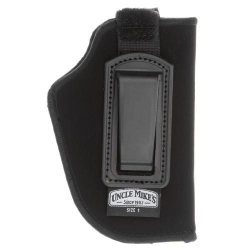 Uncle Mike's Kodra Nylon Inside-The-Pant Holster with Retention Strap