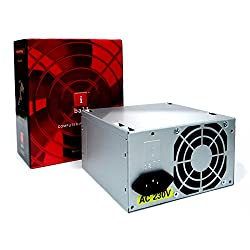 iBall 450W SMPS ATX Computer Power Supply (ZPS-290)