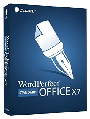 WordPerfect Office X7 Standard