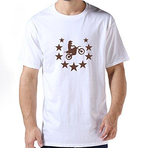 Favorable Motocross Deluxe Men T Shirt