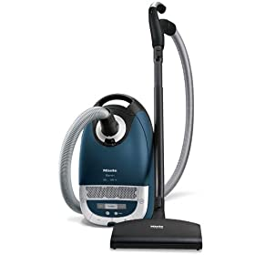 Miele Earth Canister Vacuum Cleaner, S5481 Earth S5 - Marine Blue